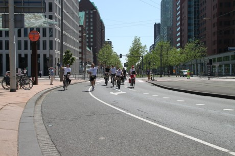 Final checkpoint - arrival in Rotterdam