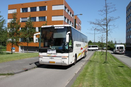 The Big Base Camp bus