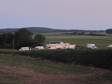 Base camp 1 Huleux